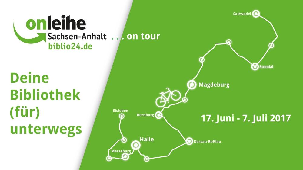 Onleihe-Tour