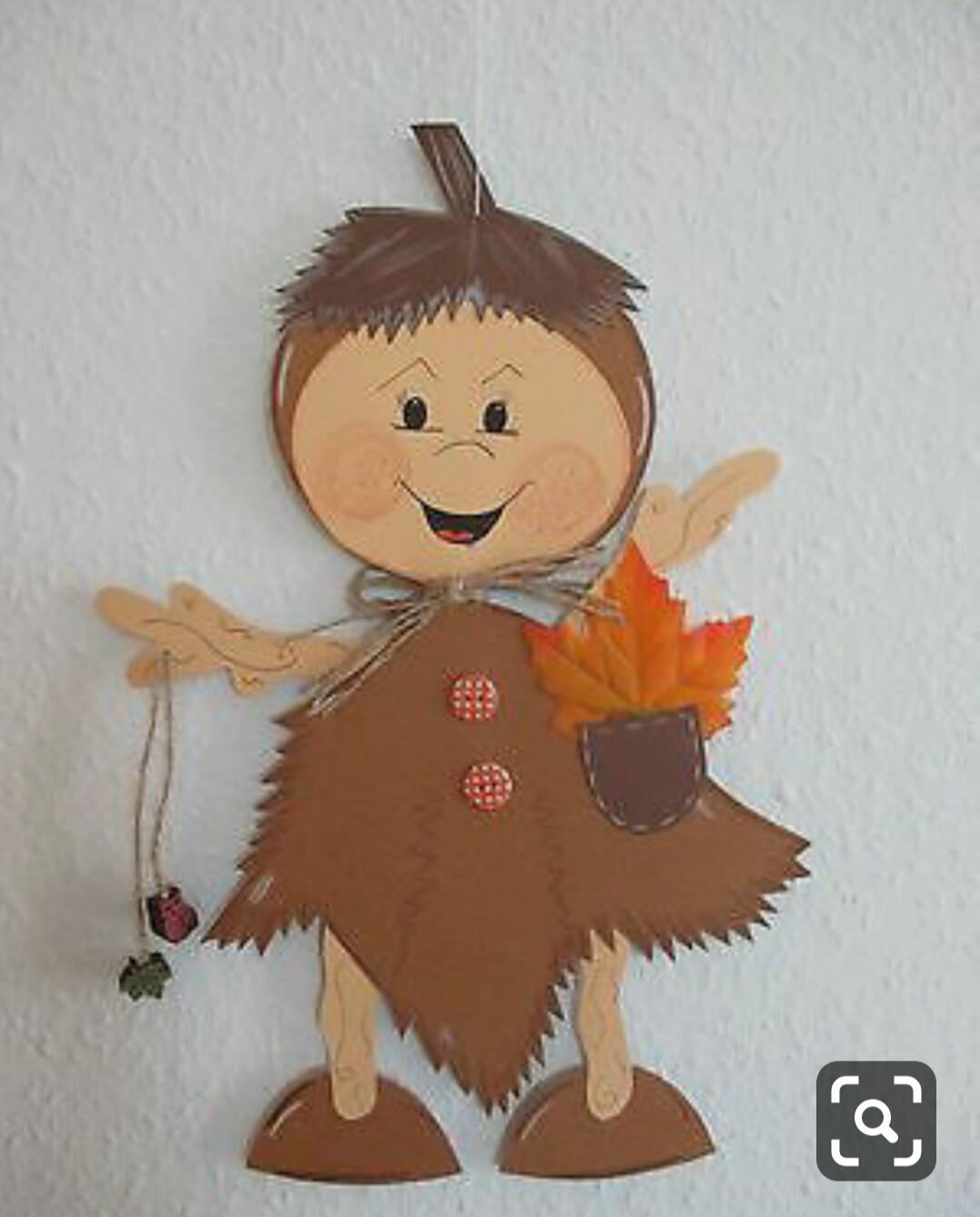 Herbstbasteln in der Kinderbibliothek