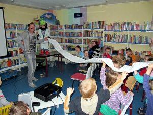 Kinderbibliothek